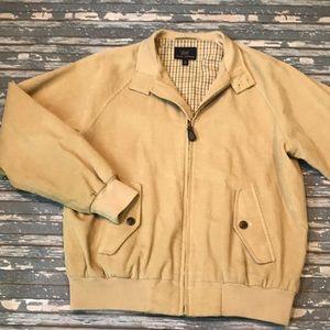 Brooks Brothers men's M beige corduroy jacket